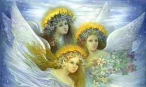 Angels inHeaven