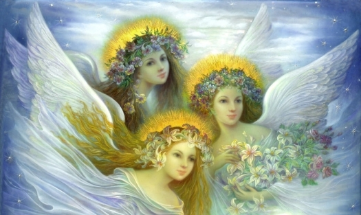 Angels inHeaven