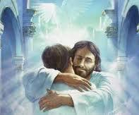 God's embrace