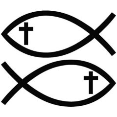 fish symbol for Christ